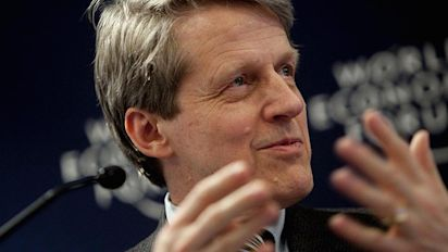 Shiller: Markets don't need a trigger to turn