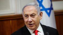 Netanyahu calls for sanctions over ICC war crimes investigation
