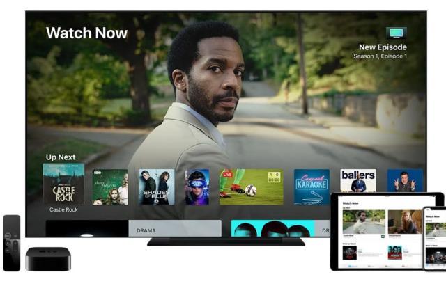 Apple users can watch Hulu's 'Castle Rock' premiere for free