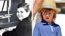 Which Celebs Looked Just Like Their Kids When They Were Younger?