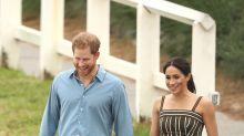 Meghan Markle and Prince Harry break royal protocol in Australia