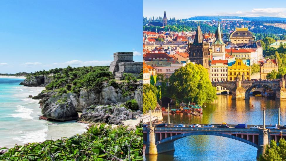 The cheapest places to travel for Cheap places to move to