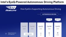 How Intel Is Using Mobileye for Autonomous Driving