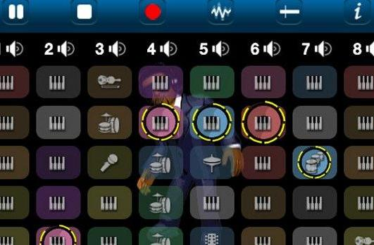 Beaterator now keeping time on iPhone