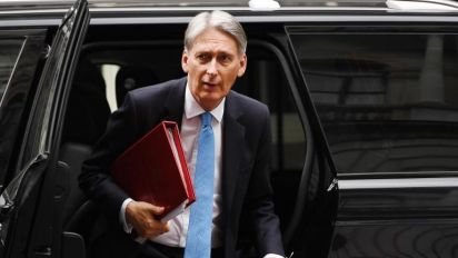 Tax and austerity gives Hammond £7bn to spend