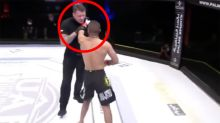'Despicable behaviour': Fighter's 'unacceptable' act stuns MMA world