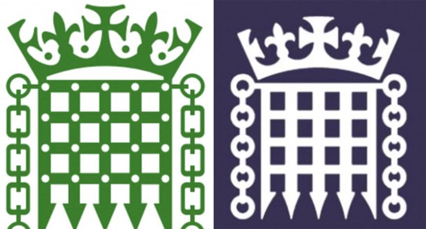 Parliament spends £50,000 on new Portcullis logo