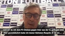 Ancelotti freut sich auf Wiedersehen mit Mourinho