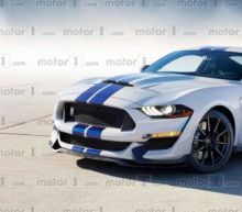 First new Mustang Shelby GT500 to be sold by Barrett-Jackson