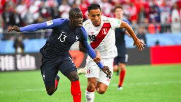 France 1–0 Pérou : les notes des Bleus
