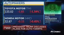 Tariffs on cars could undercut Trump's national security ...