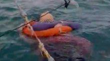 Desaparecida por dois anos, mulher é encontrada viva boiando no mar na Colômbia