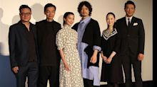 Jeanette Aw, Mark Lee in Tokyo to promote Eric Khoo's new movie 'Ramen Teh'