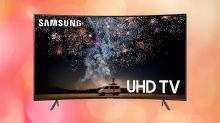 Ahorra 202 dólares en un televisor Samsung curvo: como estar en el cine pero en casa