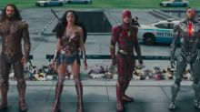 Ben Affleck Stands Firm as 'Batman,' Intros New 'Justice League' Trailer at Comic-Con