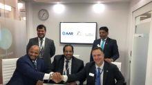 AAR, Tawazun Economic Council and Global Aerospace Logistics sign joint repair management deal at Paris Air Show
