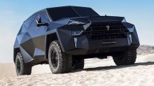 Pictures of Karlmann King - The World's Most Expensive SUV