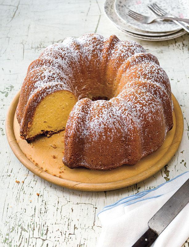 Dora Charles Pound Cake