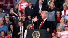 Trump criticized for praising congressman who body-slammed reporter