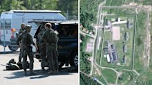 Guards taken hostage by inmates in dramatic standoff