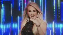 Carrie Underwood Blitzed By Critics Of 'Sunday Night Football' Opening Song