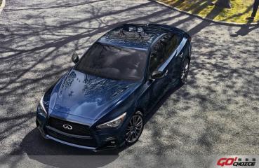 全新INFINITI Q50 300GT 超性能豪華轎跑正式上市
