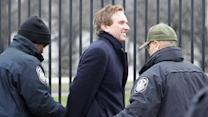 Celebs, Enviros Arrested at WH Pipeline Protest