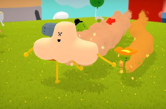 Whimsical 'Wattam' debuts on Steam December 18th