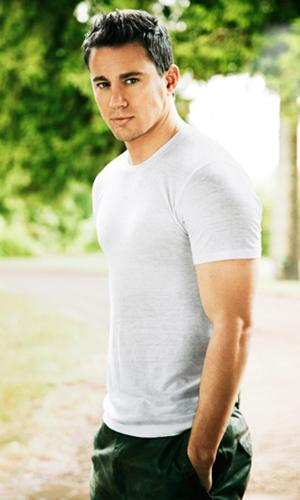 Join told Channing tatum fat remarkable, rather