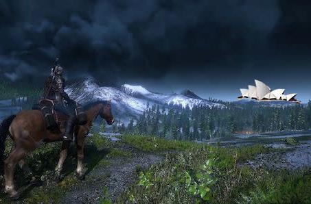 Namco Bandai taking The Witcher 3 to Australia, New Zealand