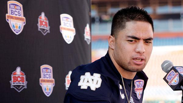 Story of Manti Te'o girlfriend death apparently a hoax