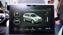 The most beautiful tablet you'll ever own comes with an Audi Q7