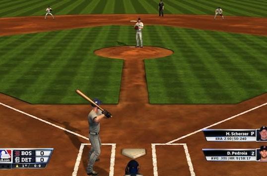 With R.B.I. Baseball 14, MLB takes a shot at making its own games