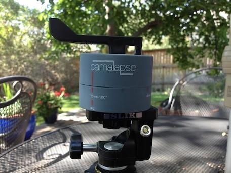 Camalapse: Make your own panning time-lapse iPhone movies