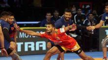 Pro Kabaddi 2018, Jaipur Pink Panthers vs Gujarat Fortunegiants, Live score and updates: Gujarat eye top spot
