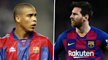 'Letting Messi leave is not the solution' - Ronaldo doubts striker's Barcelona departure