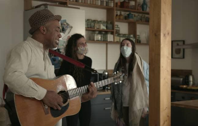 Coronavirus à Toulouse : Delivreznoo, l'art de livrer des chansons (et leur interprète) à domicile