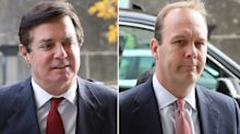 New charges brought against ex-Trump campaign associates