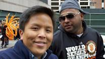 Action News covers Giants World Series parade