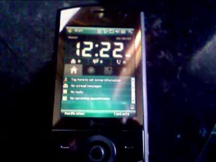 HTC's Touch Cruise caught on video
