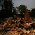 Death toll rises to 23 in California wildfire after 14 bodies found