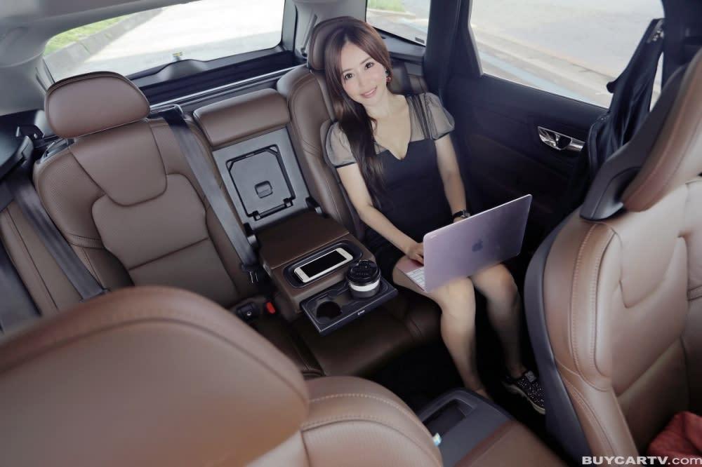 【♀ 冠儀試車日記】擁抱‧它的溫度 Volvo XC60 T8 Inscription