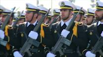 Iran's Rouhani says Tehran's military strategy aims for peace