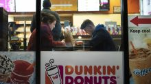Dunkin' exec takes shot at Starbucks over politics