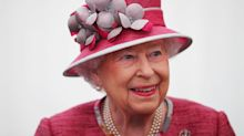This is the one day of the week the Queen carries cash