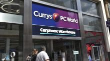 Dixons Carphone profit halves as lockdown bites