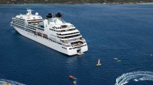 'Earth is 71 per cent water – we're confident that cruise travel will persevere'