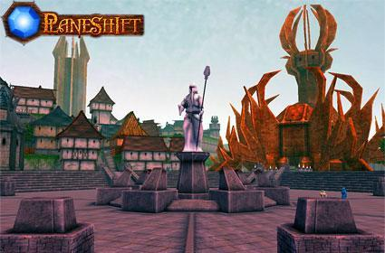 PlaneShift announces version 0.4.01