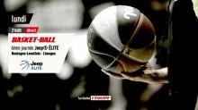 Basket - Jeep-Elite : Championnat de France de Basket-ball - Boulogne-Levallois / Limoges
