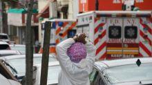 Estado de Nueva York registra récord de 630 muertes en un día